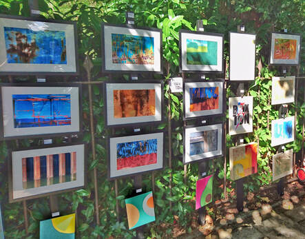 Steve Wilde art artist Urban Fair