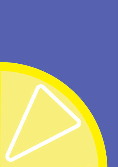 Lemon giclee print Etsy Steve Wilde graphic design art artist