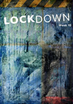 Lockdown 10 cover - Steve Wilde