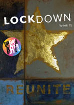 Lockdown Diary 15 Cover