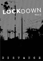 Lockdown Diary 2 Cover