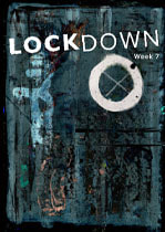Lockdown Diary week 7 cover - Steve Wilde