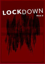 Lockdown Diary 8 Cover