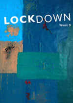Lockdown Diary 9 Cover