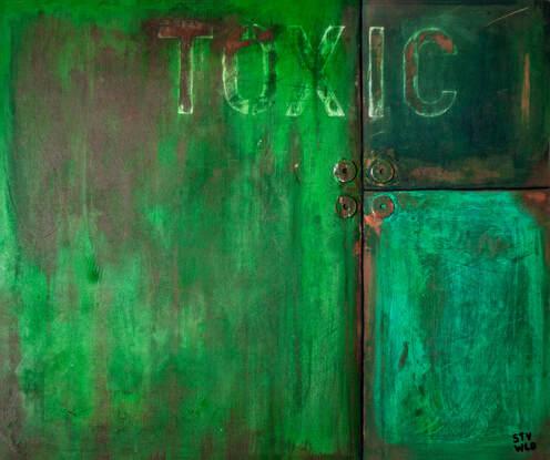 Toxic by Steve Wilde